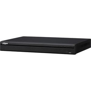 Stazione di videosorveglianza Dahua Lite DHI-NVR4216-4KS2 - 16 Canali - Videoregistratore di rete - H.265, H.264 Formati - Ingresso video composito - 1 Ingresso audio - 1 Uscita audio - 1 Uscita VGA - HDMI