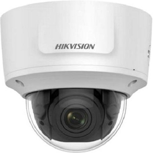 Telecamera di rete Hikvision EasyIP 3.0 DS-2CD2755FWD-IZS 5 Megapixel - Colore - 30 m Visione notturna - H.264, H.265, Motion JPEG - 2944 x 1656 - 2,80 mm - 12 mm - 4,3x Ottico - CMOS - Cavo - Dome - Pendente, Montaggio a muro, Montaggio poli, Montaggio ad angolo