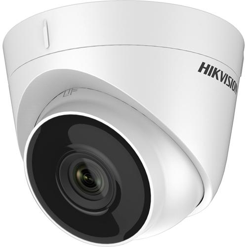 Telecamera di rete Hikvision Easy IP 1.0+ DS-2CD1343G0-I 4 Megapixel - 30 m Visione notturna - H.264, Motion JPEG, H.265 - 2560 x 1440 - CMOS - Montaggio a muro, Montaggio poli, Montaggio sulla scatola di collegamento, Montaggio ad angolo