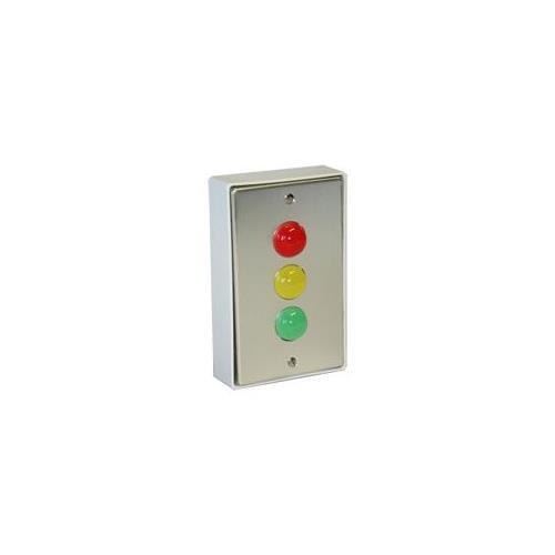 Ripetitore allarme ottico 3 LED 12V