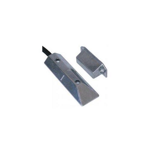 Contatto magnetico in metallo per porte basculanti