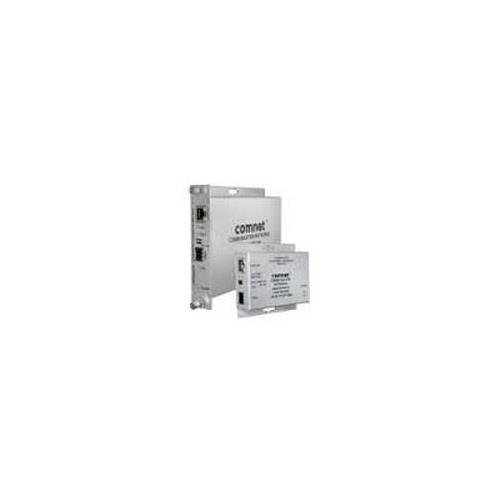 MEDIA CONVERTER 10/100Mbps 1 RJ45 + 1SFP