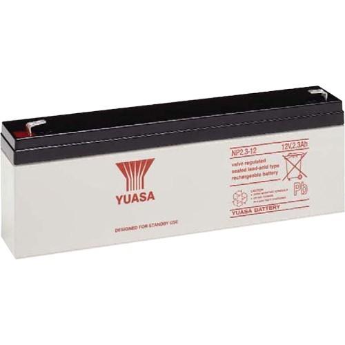 Batteria Yuasa - 2300 mAh - Piombo acido - 12 V DC - Batteria ricaricabile