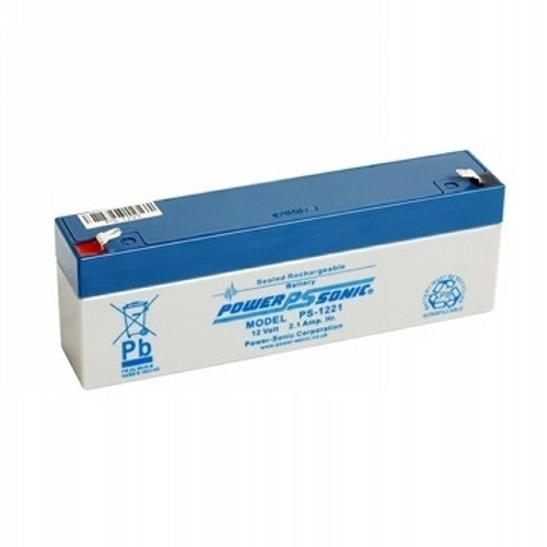 Batteria Power-Sonic PS1221VDS - 2100 mAh - Piombo acido sigillati - 12 V DC - Batteria ricaricabile