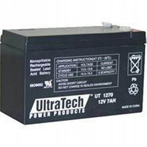 Batteria ermetica 7Ah 12V