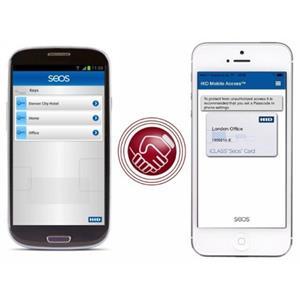 BADGE SMART MIFARE Mobile app
