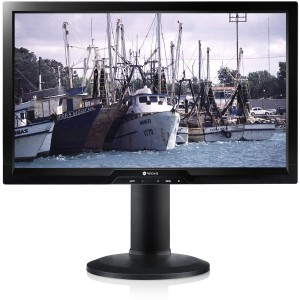 """MONITOR LCD 23,6"""" FHD VGA/HDMI/DP"""