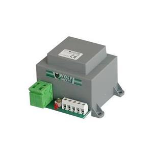 Alimentatore Stabiliz 12V 1A in contenitore plastico IP 40
